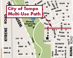 City of Tempe Multi-Use Path