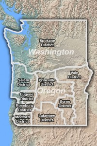 BLM Oregon and Spokane districts IDIQ